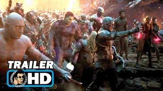 "AVENGERS: ENDGAME ""Final Fight"" TV Spot Trailer NEW (2019) Marvel Movie"