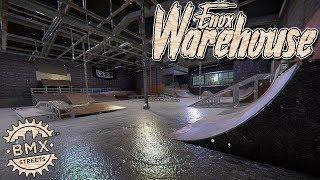 BMX Streets PIPE - Super Detailed Wooden Skatepark - Enox Warehouse
