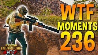 PUBG Daily Funny WTF Moments Highlights Ep 236 (playerunknown's battlegrounds Plays)