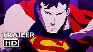 THE DEATH OF SUPERMAN Official Trailer 2 (2018)