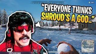 DrDisrespect Roasts SHROUD and His Viewers!  [PUBG Funny WTF Moments Ep. 44 Best Daily Highlights]