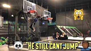 WE WENT TO A EXTREME TRAMPOLINE PARK!!!????*FUNNY* (Flying Panda Extreme Air Sports Park)