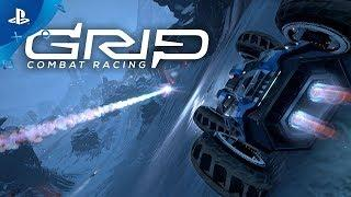 GRIP: Combat Racing - Soundtrack Spotlight feat. Hospital Records | PS4