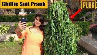 Ghillie Suit Prank | Bhasad News | Pranks in India