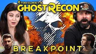 Generations React To NEW Ghost Recon: Breakpoint Video Game (Announcement Trailer And Gameplay)