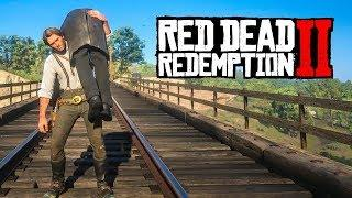RED DEAD REDEMPTION 2 FUNNY MOMENTS #1