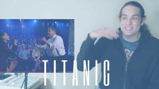 Voice Teacher Reacts to Soundtrack to 'Titanic' w/ Ariana Grande & James Corden