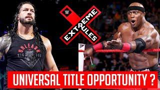 UN-CUT ! No. 1 Contender Roman Vs Bobby ? Universal Championship Opportunity Extreme Rules 2018 !