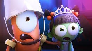 Spookiz LIVE | Funny Zombie Cartoon | 스푸키즈 | Kids Cartoons | Videos for Kids