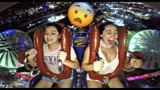 Slingshot Ride | Funny / Scared SIBLINGS Compilation Part 5