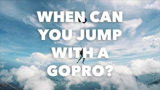 When Can You Jump With a GoPro?