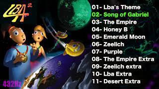 ???? Little Big Adventure 2 (1997) - Full soundtrack HD (432Hz)