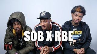 SOB X RBE on Doing 'Paramedic' with Kendrick on Black Panther Soundtrack (Part 3)