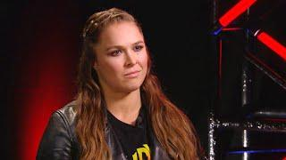 Ronda Rousey reveals how she'll return at WWE Extreme Rules: WWE Exclusive, July 2, 2018