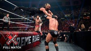 FULL MATCH - The Shield vs. Evolution: WWE Extreme Rules 2014 (WWE Network Exclusive)