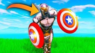 *RARE* CHITAURI WITH AVENGERS WEAPONS!! - Fortnite Funny WTF Fails and Daily Best Moments Ep.1078