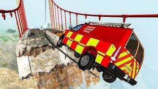 EXTREME CRASHES #146 - BeamNG Drive | CRASHdriven