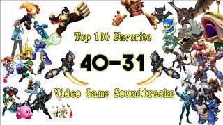 Top 100 Favorite Video Game Soundtracks Part 7