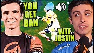 Just9n Cheating on Shroud's Stream & Stream Sniped by Jukebox! PUBG Funny Moments/Fails/WTF Plays