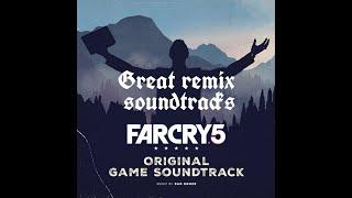 Far Cry 5 - Great remix soundtracks (Popular soundtracks from the game)