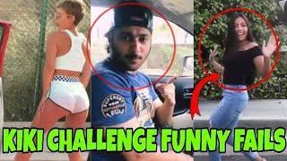 kiki challenge || in my feelings challenge funny fails ft harsh beniwal || kal ka londa
