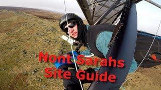 Hanggliding instruction - Flying Site Guide Buckstone Reservoir, UK