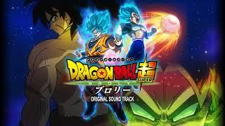 Dragon Ball Super Broly Original Soundtrack Full