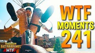 PUBG Daily Funny WTF Moments Highlights Ep 241