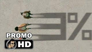 3% Season 3 Official Promo Trailer (HD) Netflix Drama Series