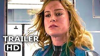 CAPITÃ MARVEL Trailer Brasileiro LEGENDADO # 3 (Novo, 2019)