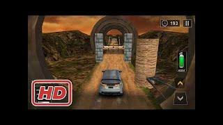 Speed Car Escape 3D - Android Gameplay HD - Crazy Extreme Sports Car Stunts Games For Kids