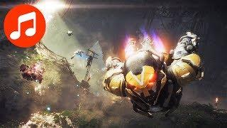 ANTHEM Music ???? Post Mission Theme (Relaxing Gaming Music | Anthem Soundtrack | OST)