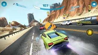 Cartoon For Kids - Action Extreme Sports Cars Lamborghini, Gameplay Android