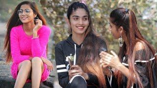 Annu Singh: | Saying Mera Bhai Ki GF Banogi Part 2 | prank on cute girl | Prank in {BR bhai}