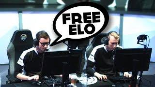 Funny Voice Chat Moments in NA LCS