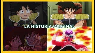NUEVO TRAILER DE DRAGÓN BALL SUPER BROLY | LA HISTORIA DE GINE Y BARDOCK DRAGON BALL MINUS | ANZU361