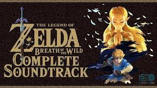 The Legend of Zelda: Breath of the Wild Complete Soundtrack [Full OST with Time Stamps]