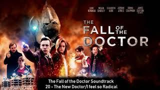 Doctor Who The Fall of the Doctor official soundtrack 20 - The New Doctor/ I feel so Radical