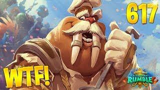 HEARTHSTONE Best Daily FUNNY and WTF Moments 617!