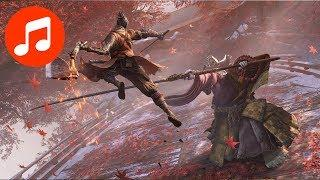 SEKIRO: SHADOWS DIE TWICE Music ???? Extended Corrupted Monk Theme (Sekiro Soundtrack | OST)