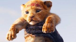 The Lion King - Official Trailer (2019) - Live Action, Disney Movie