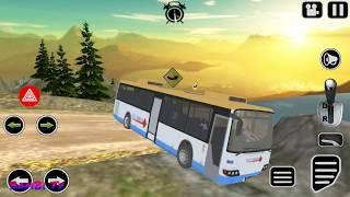 Bus Simulator 2017: Bus Driving Games 2018 #q | Android GamePlay FHD