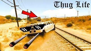 BEST GTA 5 Thug Life Compilation GTA V Funny Moments #5