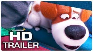 SECRET LIFE OF PETS 2 Official Trailer (NEW 2019) Animated Movie HD