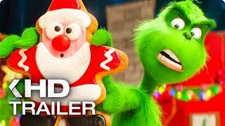 THE GRINCH All Clips & Trailers (2018)