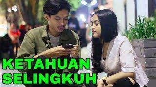 PRANK PACAR!! NELPON SAMA CEWEK LAIN SAMPAI MAU NANGIS - PRANK INDONESIA