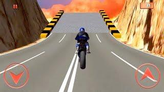 Extreme Bike Stunt Racing Game - Android Gameplay - Sports Bikes Games