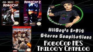 RoboCop Trilogy (NES) Soundtracks - 8BitStereo