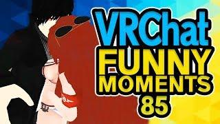 VRCHAT Daily Funny Moments Ep 85! - Epic Highlights