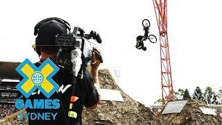 FULL SHOW: BMX Dirt Final at X Games Sydney 2018